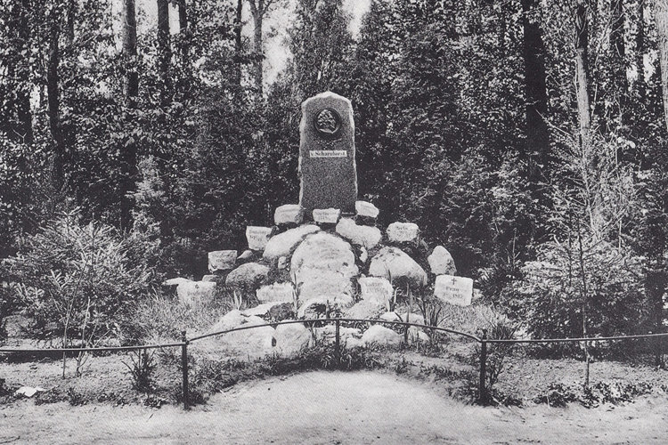 Scharnhorst-Denkmal Wunstorf
