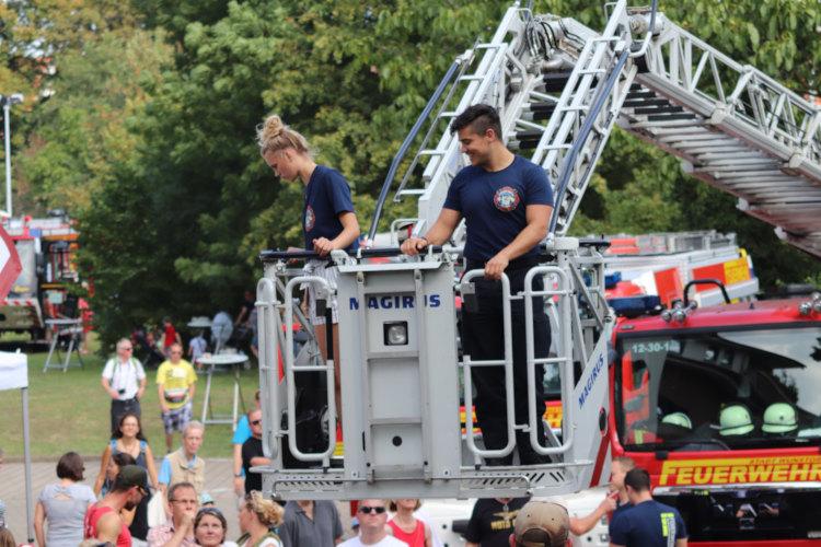 Tag der offenen Tür bei der Feuerwehr
