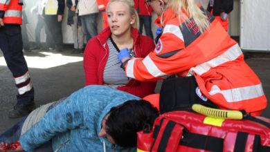 Bild von Johanniter-Großübung simuliert Massenanfall von Verletzten