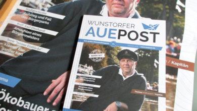 Bild von Wunstorfs erstes Stadtmagazin ist da!