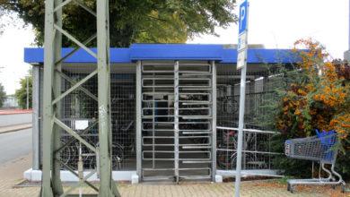 Bild von Erneuter Einbruch in die Fahrradstation