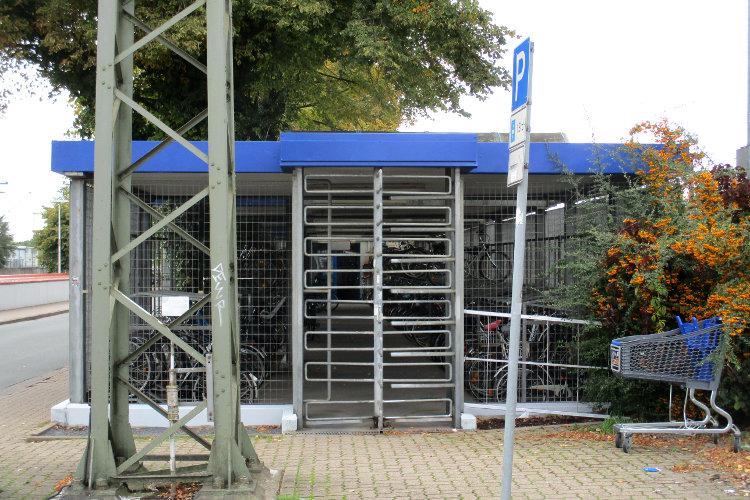 Fahrradstation Wunstorf