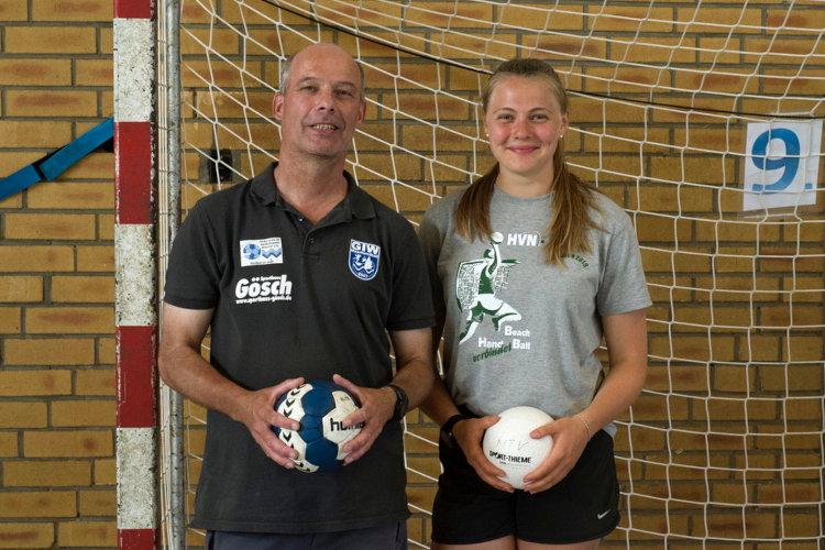 Photo of Friedlies trifft … Ralf Hansing und Johanna Schoppe