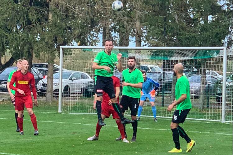 Partie gegen den SV Ramlingen-Ehlershausen