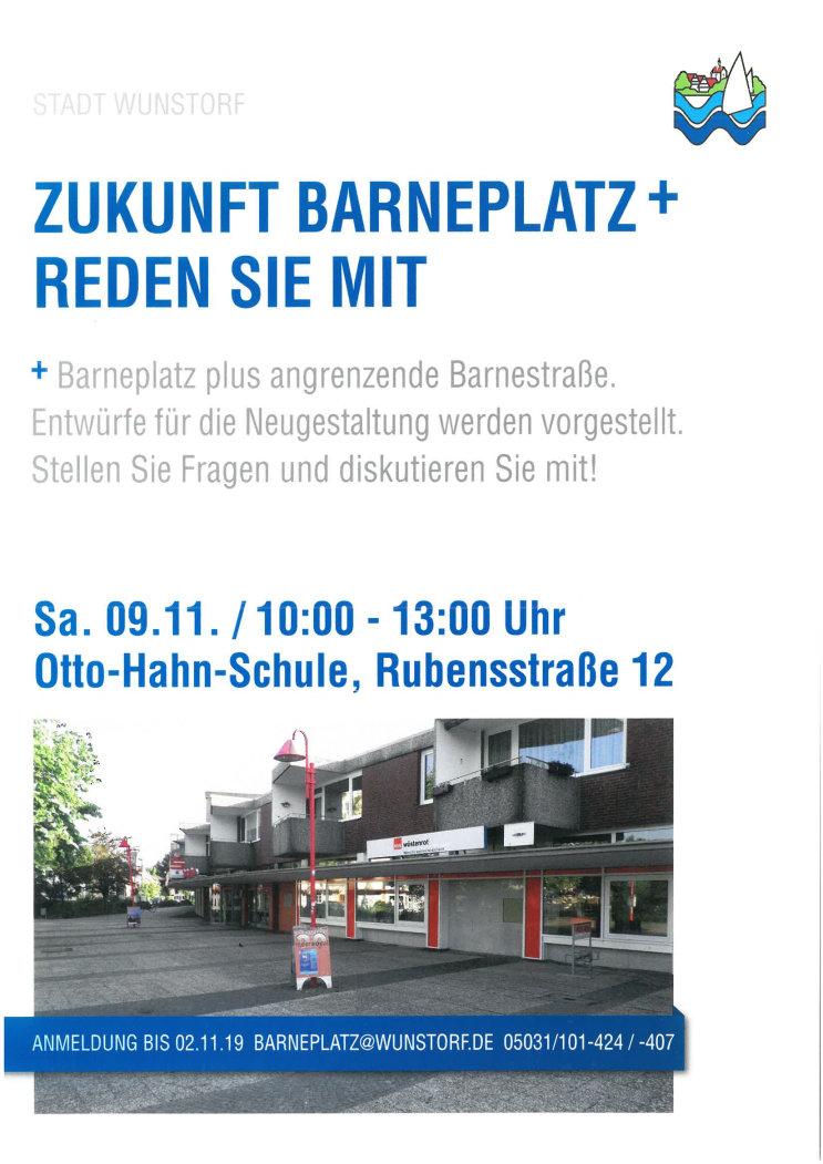 Zukunft Barneplatz