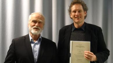 Bild von Geschichtslehrerpreis geht an das Hölty-Gymnasium