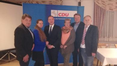 Photo of Wunstorfer CDU hat neuen Vorstand gewählt