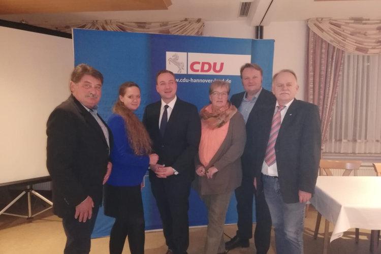Neuer CDU-Vorstand