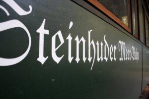 Waggon Steinhuder Meer-Bahn