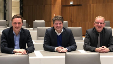 Photo of Lechner als Arbeitskreisvorsitzender wiedergewählt