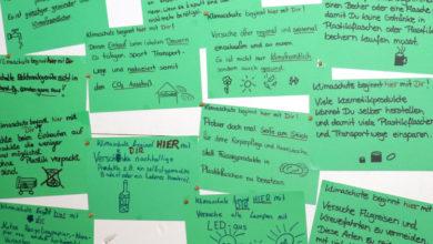 Bild von Schützenverein Blumenau für Klimaschutz ausgezeichnet