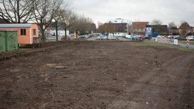 Bild von Wunstorfs neuester Parkplatz