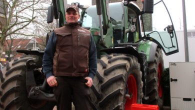 """Bild von Landwirte zum """"Anfassen"""""""