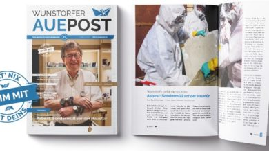 Photo of Auepost Nr. 5 ist erschienen