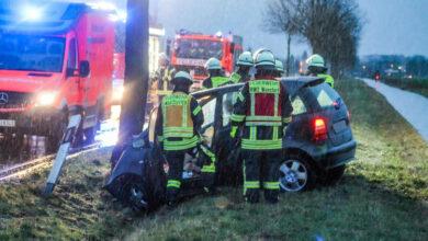 Bild von Unfallopfer kam schwerverletzt ins Krankenhaus
