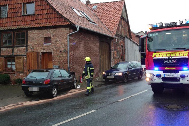 Unfall Altenhagen