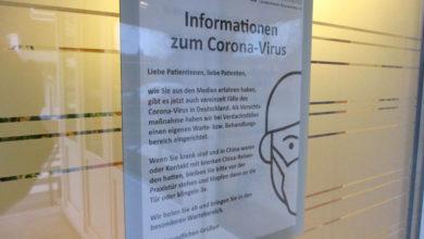 Bild von Wunstorfer wappnen sich gegen Coronavirus