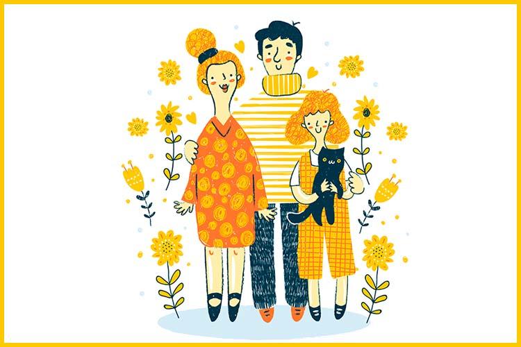 Familienpackung - Eine Kolumne der Auepost