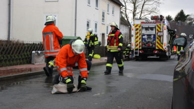 Photo of Feuer in der Saarstraße