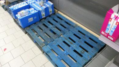 Bild von Wunstorfer Supermärkte verzeichnen starken Andrang