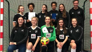 Bild von B-Jugend Mädchen des TSV Luthe qualifizieren sich für Niedersachsenmeisterschaft