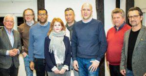 Neuer Vorstand der Werbegemeinschaft Wunstorf 2020