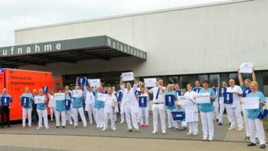 Bild von Neustädter Ärzte und Pflegekräfte appellieren an die Bevölkerung