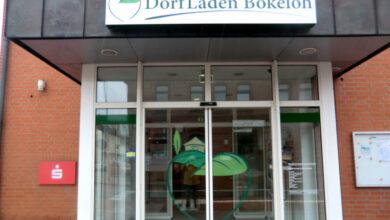Bild von Dorfladen Bokeloh vor der Eröffnung
