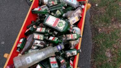 Bild von Zu viel Müll für nur einen Termin