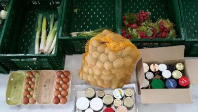 Bild von Jedes Ei zählt: Tafel bittet um Warenspenden