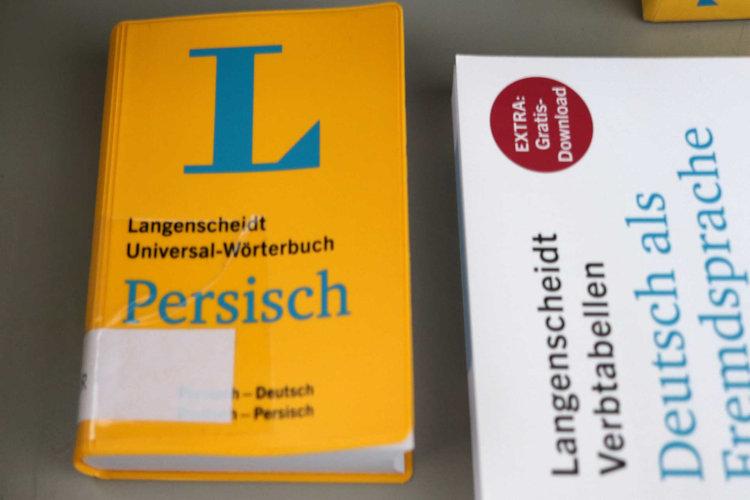 Wörterbuch Persisch-Deutsch