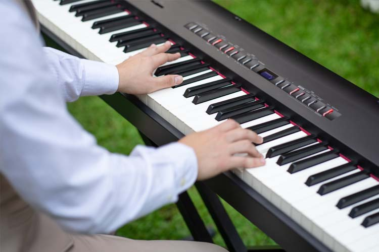 Symbolbild Piano