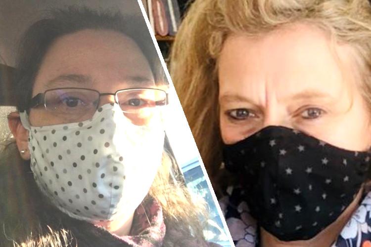 Maskenmanagerinnen