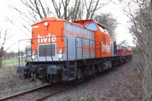 Gütertransport von Mesmerode