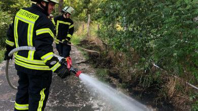Bild von Feuerwehr warnt vor schneller Brandentstehung