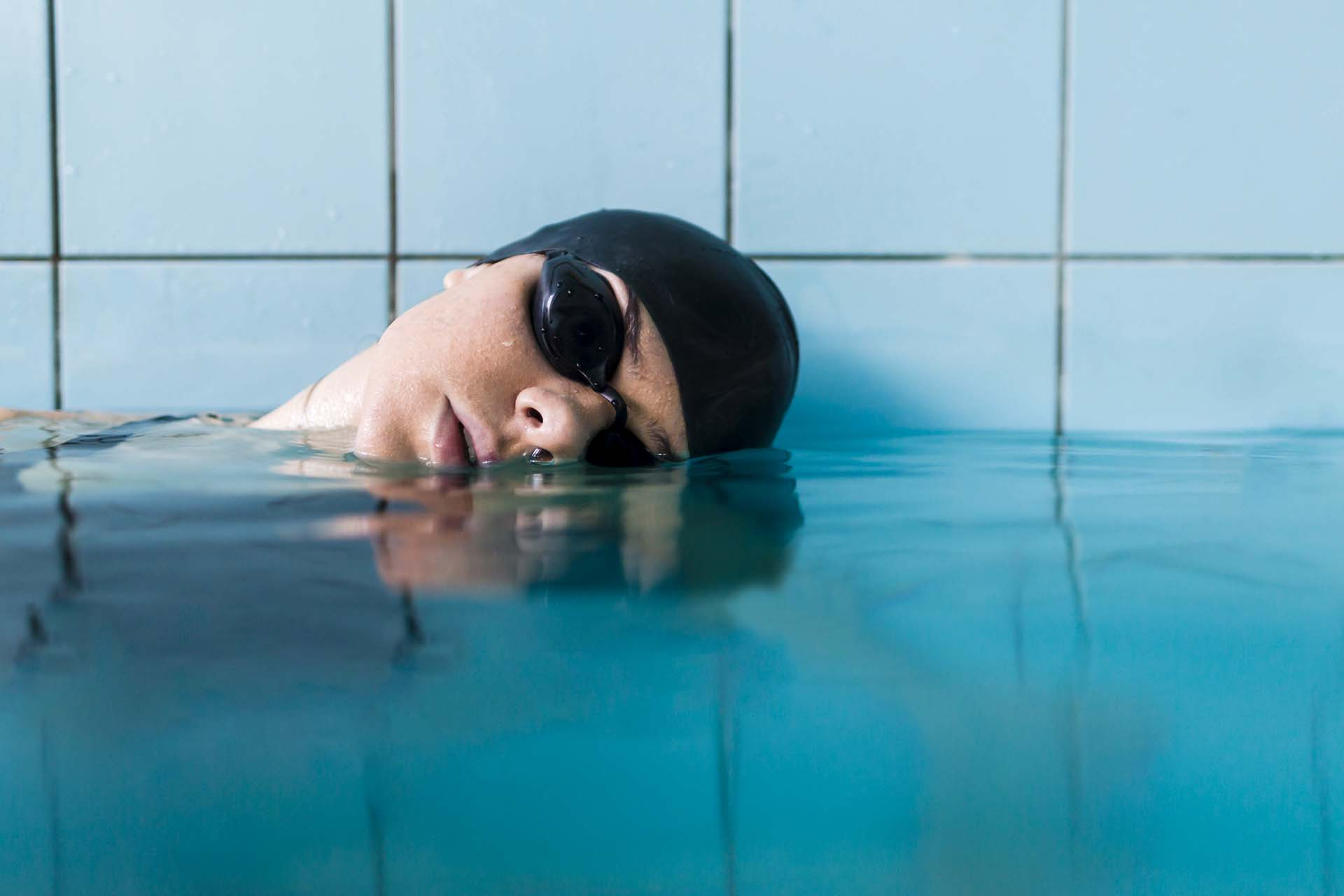 Symbolbild Schwimmen