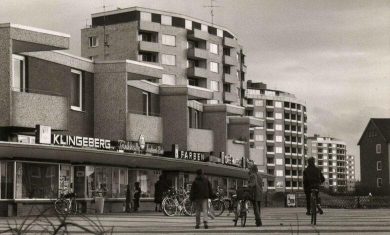 Bild von Eine Trabantenstadt für Wunstorf