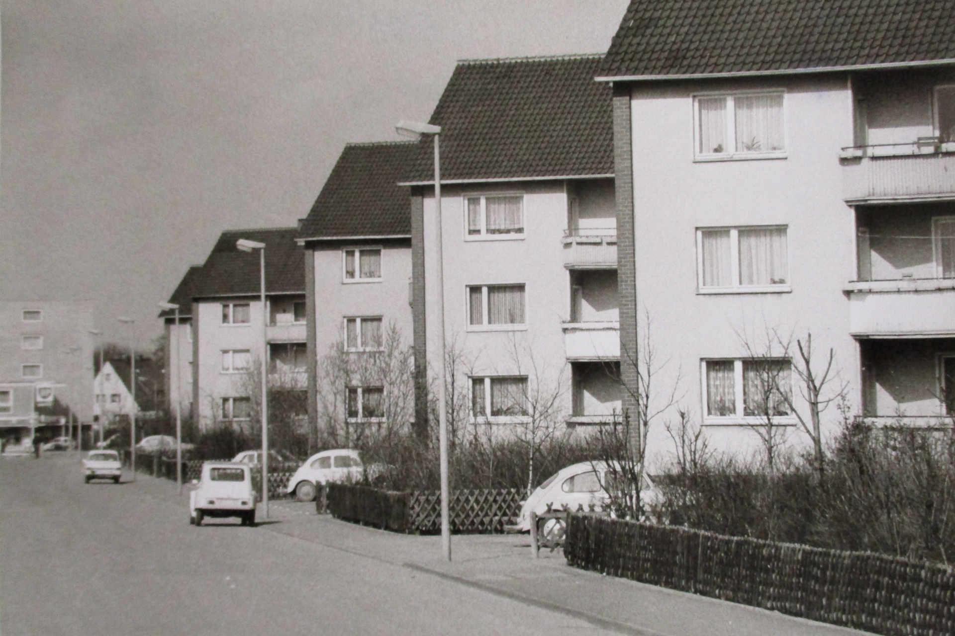 Barnestraße 60er Jahre