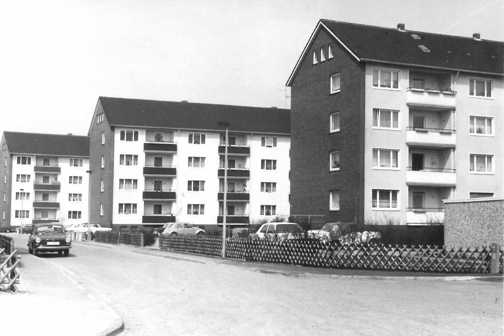 Mehrfamilienhäuser Rubensstraße