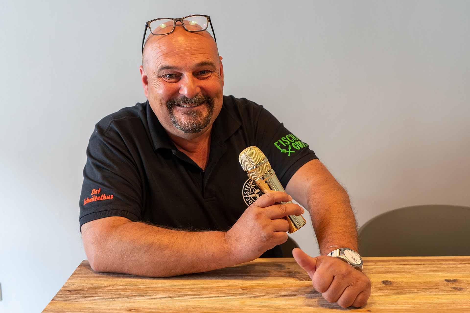 Gastronom Peter Hoedt