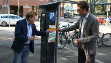 Bild von Wie in Wunstorf jetzt mit dem Smartphone geparkt werden kann