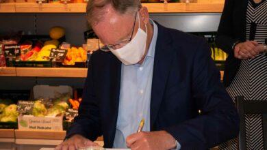 Bild von Stippvisite des Ministerpräsidenten in Wunstorf