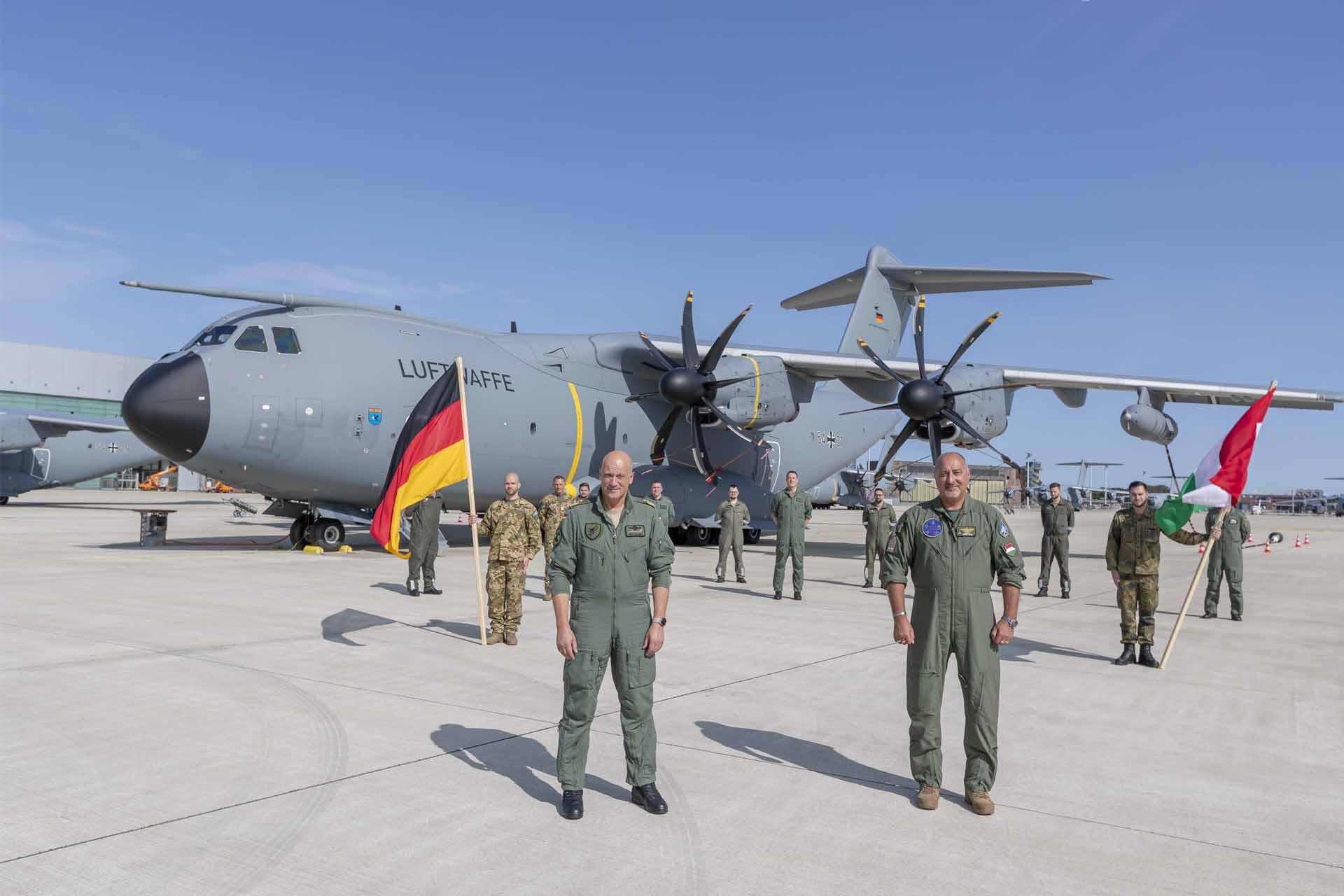Die Multinational Air Transport Unit