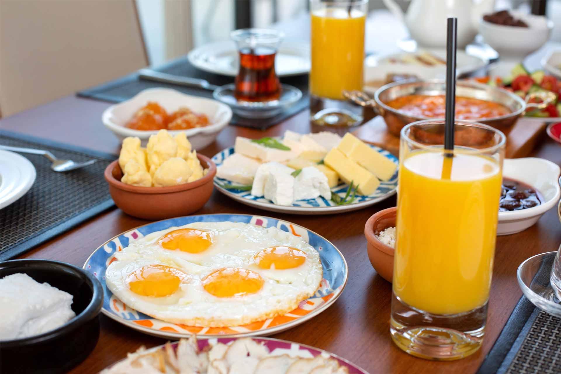 Symbolbild Frühstück