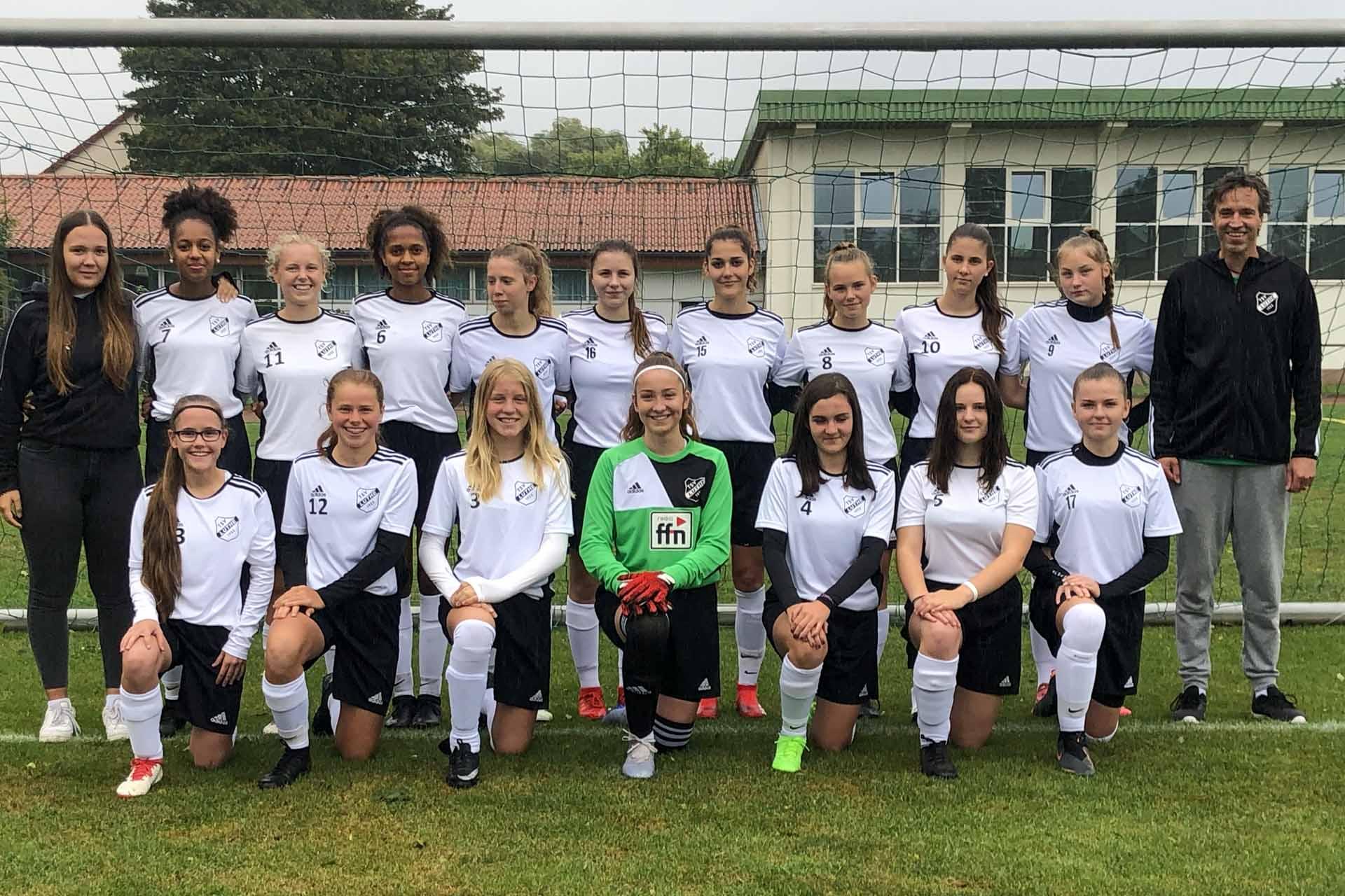 Die Frauen des TSV Luthe starten als Bezirksligist in die Saison 2020/21