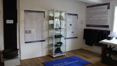 Bild von Ausstellungserweiterung im Fischer- und Webermuseum