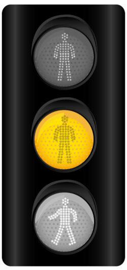 Coronaampel Wunstorf: gelb