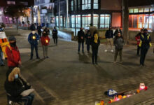 "Bild von Zweite ""Corona-Mahnwache"" in Wunstorf nimmt Grundrechte in den Fokus"