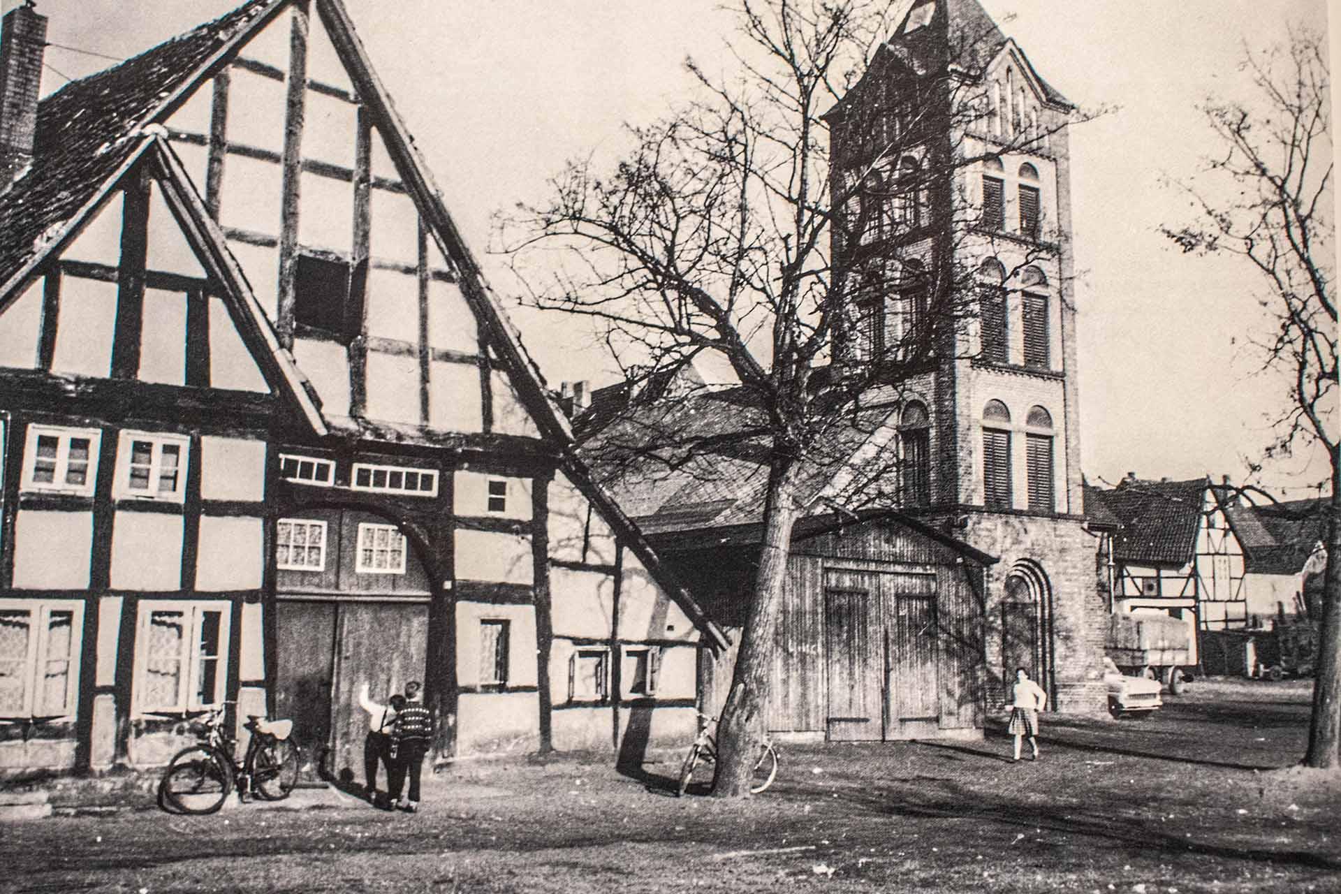 Am alten Markt in Wunstorf
