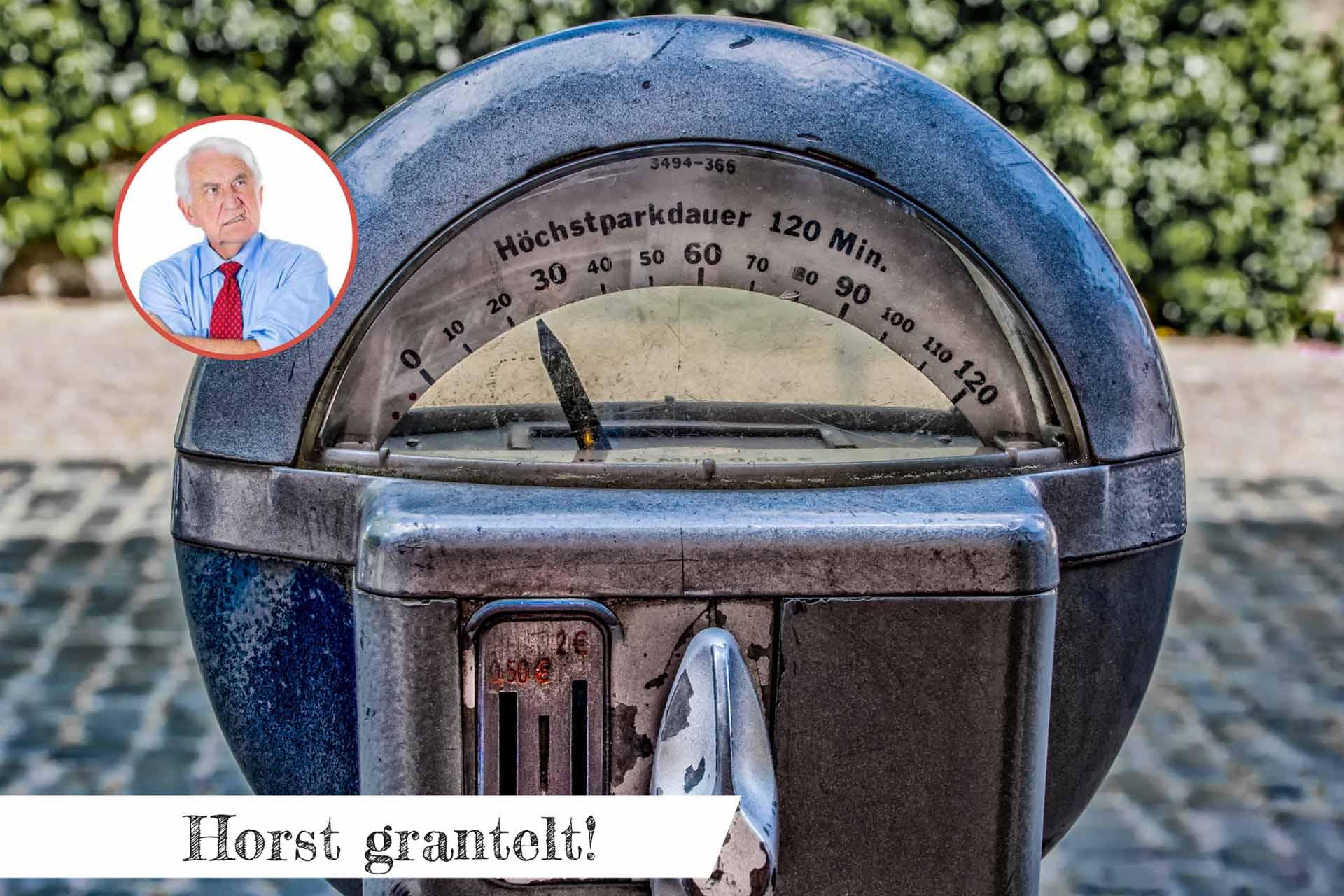 Horst grantelt - Parkuhr